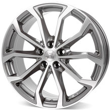 Cheetah Wheels CV4 anthrazit-poliert