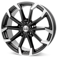 Cheetah Wheels CV4 black matt polished