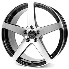 Meisterwerk Wheels MW05 black polished