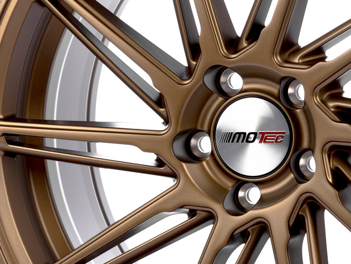 Motec Aventus Bronze Matt